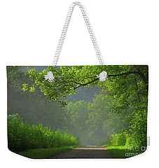 A Touch Of Green II Weekender Tote Bag