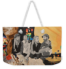 A Tribute Weekender Tote Bag