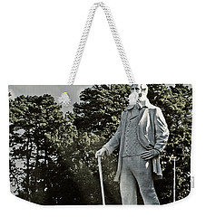 A Tribute To Courage Weekender Tote Bag