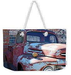 A Truck In Goodland Weekender Tote Bag