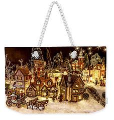 A Very Merry Christmas Weekender Tote Bag