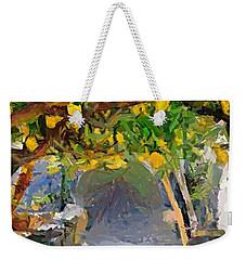 A Voult Of Lemons Weekender Tote Bag