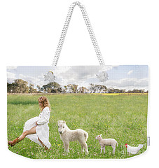 A Walk In The Country Weekender Tote Bag
