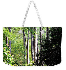 A Walk In The Shade Weekender Tote Bag