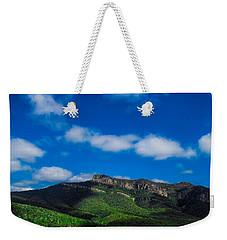 A Walk With Nature  Weekender Tote Bag by Naomi Burgess