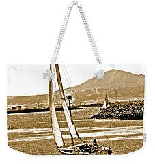 A Welcome Wind Weekender Tote Bag