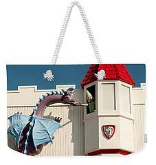 A Wonderland Fairytale Weekender Tote Bag