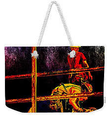 A Work Of Art  Weekender Tote Bag