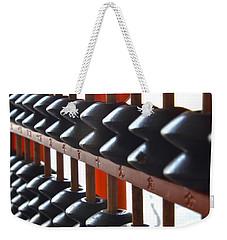 Abacus Weekender Tote Bag by Bill Owen