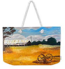 Abandon Farm Weekender Tote Bag
