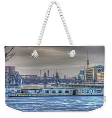 Abandon Ship Weekender Tote Bag