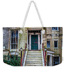 Abandoned Building Weekender Tote Bag