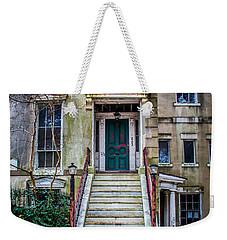Abandoned Building Weekender Tote Bag