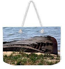 Abandoned Weekender Tote Bag