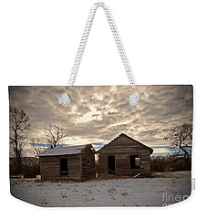 Abandoned History Weekender Tote Bag by Desiree Paquette