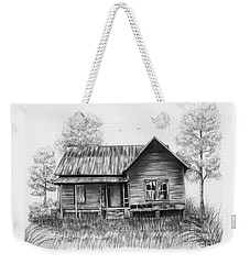 Abandoned House Weekender Tote Bag by Lena Auxier