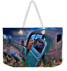 Abandoned II Weekender Tote Bag