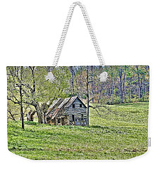 Abandoned Weekender Tote Bag by Kenny Francis