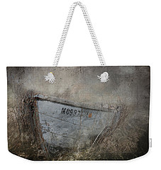Abandoned On Sugar Island Michigan Weekender Tote Bag