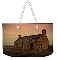Abandoned Scottish Croft Weekender Tote Bag