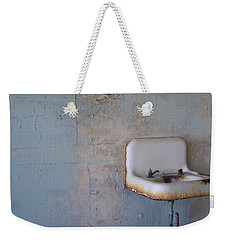 Abandoned Sink Weekender Tote Bag