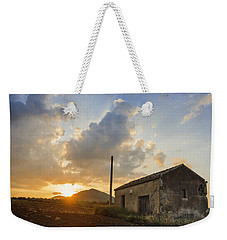 Abandoned Warehouse Weekender Tote Bag