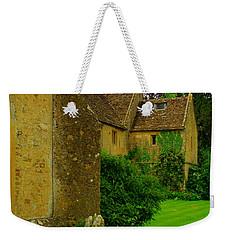 Abbey Weekender Tote Bag