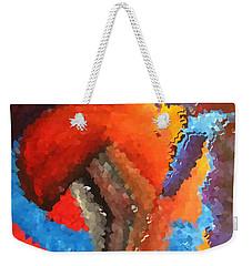 Abs 0446 Weekender Tote Bag