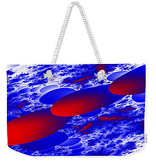 Fly Away Weekender Tote Bag by Hai Pham