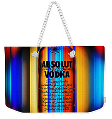 Absolut Abstract Weekender Tote Bag