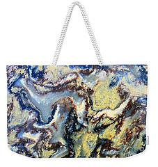 Patterns In Stone - 95 Weekender Tote Bag