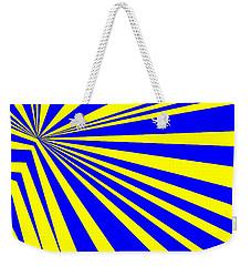 Abstract 150 Weekender Tote Bag