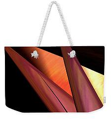Abstract 455 Weekender Tote Bag
