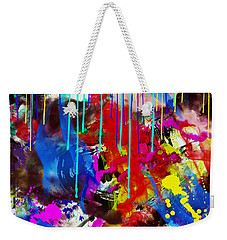Abstract 6832 Weekender Tote Bag