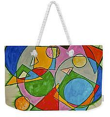 Abstract 89-001 Weekender Tote Bag