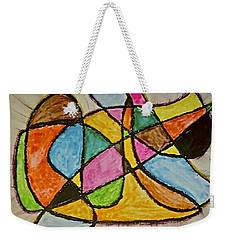 Abstract 89-002 Weekender Tote Bag