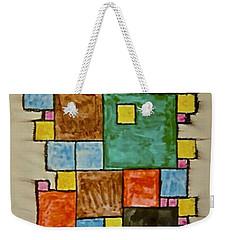 Abstract 89-003 Weekender Tote Bag