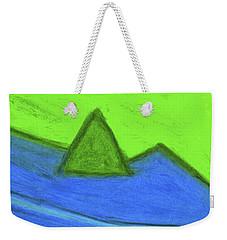 Abstract 92-001 Weekender Tote Bag