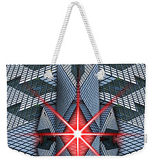 Abstract Architecture 3 Weekender Tote Bag