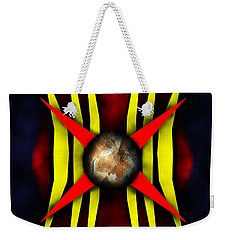 Abstract Art 5 Weekender Tote Bag