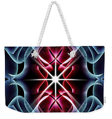 Abstract Art 8 Weekender Tote Bag