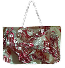 Abstract Carnation 2 Weekender Tote Bag