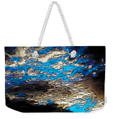 Abstract Clouds Weekender Tote Bag