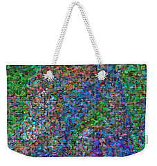 Abstract Colorfull  Art Weekender Tote Bag