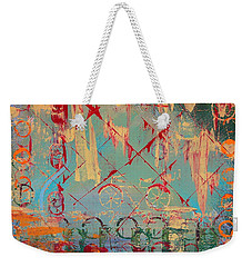 Abstract Cruiser Weekender Tote Bag