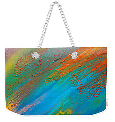 Abstract Dreams Come True Weekender Tote Bag