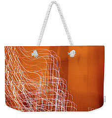 Abstract Energy Weekender Tote Bag