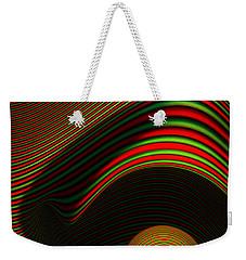 Abstract Eye Weekender Tote Bag