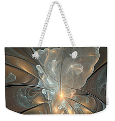 Abstract Weekender Tote Bag by Gabiw Art