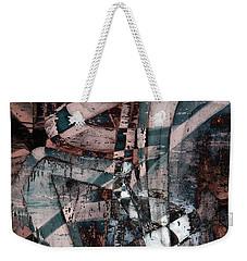 Abstract Graffiti 1 Weekender Tote Bag